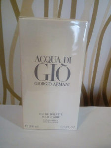 Armani Acqua Di Gio 200 ml Edt