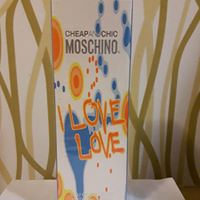 Moschino I Love Love 100 ml Edt