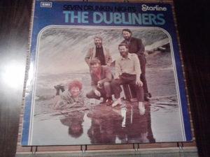 The Dubliners – Seven Drunken Nights lp