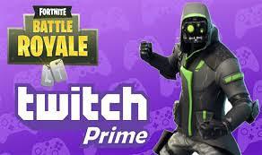 twitch prime fortnite