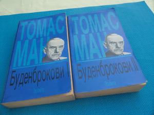 Budenbrokovi 1-2, Tomas Man