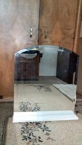 Ogledalo sa lampom za kupatilo
