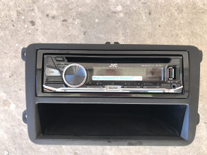 CD RADIO JVC MP3,USB,AUX