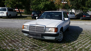 Mercedes-Benz 190 2,5 D