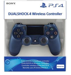 PS4 PlayStation Dualshock V2 MIDNIGHT BLUE / Dzojstik