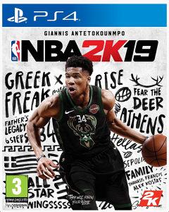NBA 2K19 (PlayStation 4 / PS4)