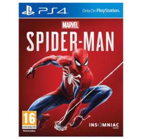Marvel's Spider-Man (PlayStation 4 / PS4) Spiderman