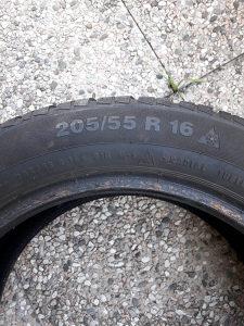 Auto guma 205/55/16 zima