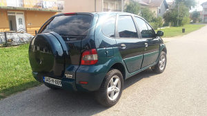 Renault Scenic RX4 1.9 DCI 2001g. 4x4