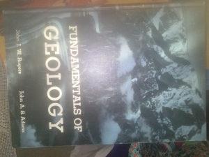 KNJIGA -FUNDAMENTALS OF GEOLOGY