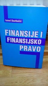 Finansije i finansijsko pravo- Ismet Dautbašić