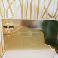 Paco Rabanne Lady Miilion Set Pakovanje