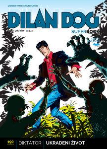 Dylan Dog Superbook 46 / Dilan Dog Super book (VČ)