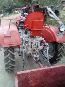 Traktor Šta jer
