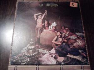 La Bionda – La Bionda lp
