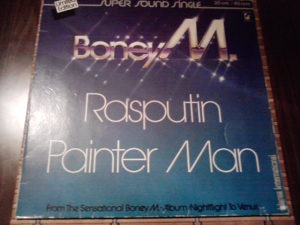 Boney M. – Rasputin / Painter Man