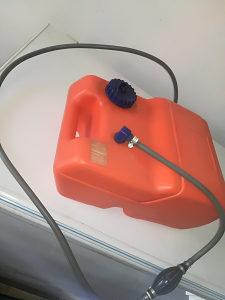Rezervoar za gorivo