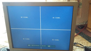 Video nadzor i snimac 4 kanala