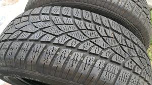 Gume 225 60 16 zimske Dunlop 2 kom