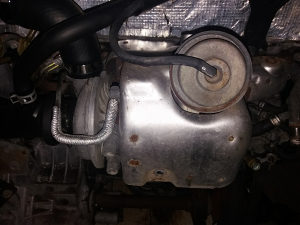 Dijelovi turbina Mazda 6