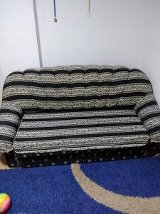 Trosjed dvosjed i fotelju
