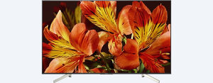 Sony LED TV 4K  Smart, Android KD49XF8505BAEP,