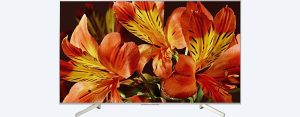 Sony LED TV 4K Smart, Android KD49XF8577SAEP