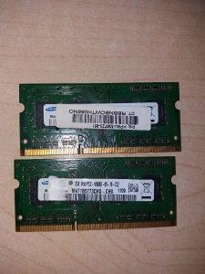 RAM Samsung 2 x 2gb RAM 1333mhz ddr3