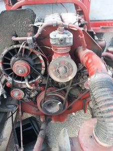 Motor magirus