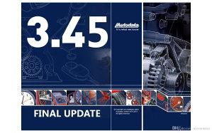 Autodijagnostika AutoData 3,45 Full Ubdate