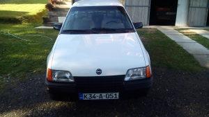 Opel Kadett Opel kadet PLIN
