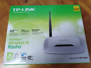 TP Link wireless router ruter wifi wi-fi tp-link
