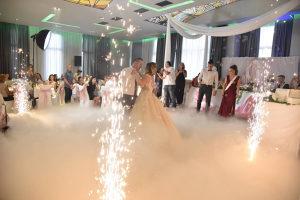 Specijalni efekti (niski dim, konfete, balončići, vatro