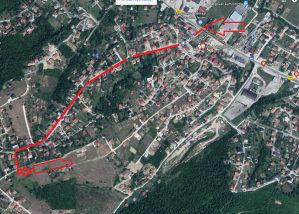Zemljiste, Mostarsko Raskršće, Gladno Polje, 3000m2