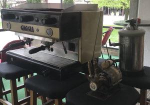 GAGGIA kafe aparat