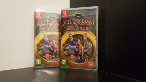 Hotel Transylvania 3: Monsters Overboard (Switch) NSW