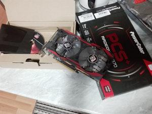 AMD ATI Radeon R7 370 sa 2GB GDDR5 (jača od R9 270)
