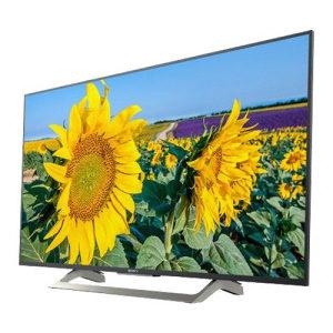 """Sony Smart TV 43"""" 4K DVB-T2  KD43XF8096BAEP"""