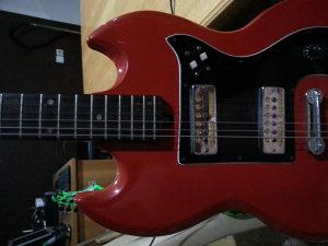 Elektricna gitara SG dzoni