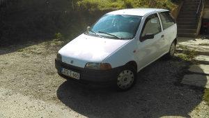 Fiat Punto 1.7 td,klima,tek registrovan