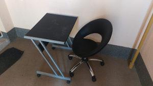 Radni sto i stolica