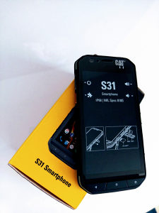 CAT S31 Dual SIM - 2 god Garancija