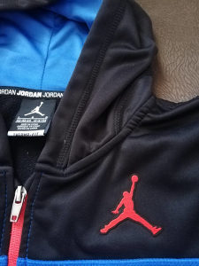 Air Jordan djecija dukserica