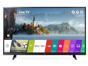 """Televizor LG LED SMART 43"""" 43UJ620V"""