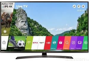 """Televizor LG LED SMART 49"""" 49UJ634V"""