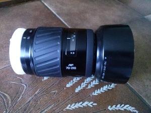 objektiv Minolta AF 70-210