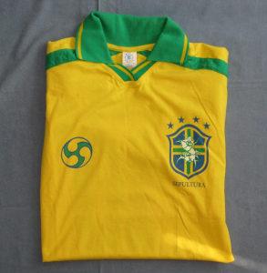 (0114) Brasil Brazil Sepultura dres majica XL