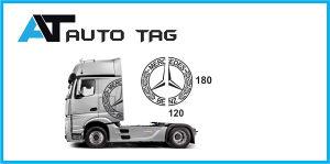 Stikeri i auto naljepnice/naljepnica za kamion MERCEDES