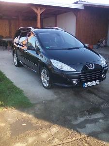Peugeot, pezo 307,2,0 hdi sw 100kw karavan