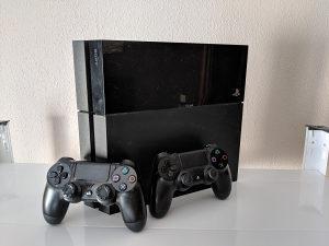 Playstation 4   PS4   2 Dzojstika   20  Igara !